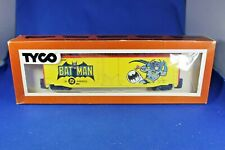 HO Tyco #368-B Batman - Billboard Box Car - Excellent+++ Condition