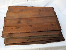 lange alte Massivholz Rückwand 1,75 x 0,57 x 1,2   ( vom Spiegel )