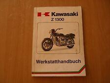Werkstatthandbuch Kawasaki Z 1300 Reparaturanleitung