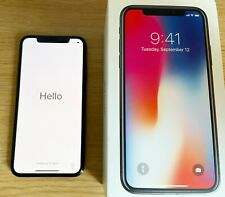 Apple iPhone X - 64GB - Space Grey (Unlocked) A1901 (GSM) Immaculate