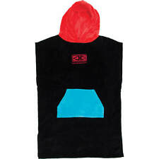 Ocean and Earth Youth Hooded Poncho