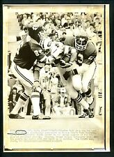John Riggins Lot of 3 Press Photos New York Jets