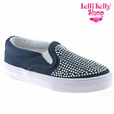 Lelli Kelly Slip - on Canvas Upper Shoes for Girls