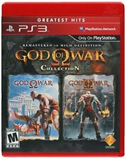 The God of War Saga Now for Action & Adventure Fans for PlayStation 3