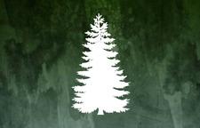 Pine Tree Decal : Hiking / Adventure Car or YETI Decal - 6 inch