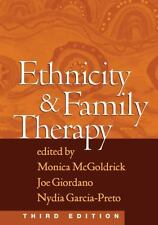 Ethnicity and Family Therapy, Third Edition (2005, E-book) Like NEW!!