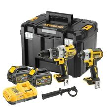 Dewalt DCK276T2T Combi Drill and Impact Driver XR 18V Brushless Kit