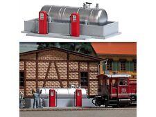 Busch-1158 H0 Tankstelle für Bahnbetriebswerk
