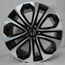 18 inch Black Machined Rims fits HONDA CRV 2007 - 20019 set(4)