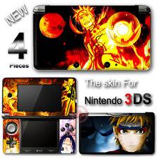 Naruto 2016 Amazing Vinyl Skin Sticker Cover Decal #1 for Original Nintendo 3DS