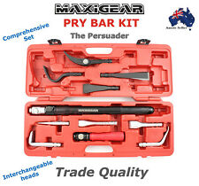 MAXIGEAR PRY BAR KIT INTERCHANGEABLE HEADS + EXTENDABLE TOP QUALITY CR-V SPECIAL