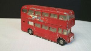 SPOT-ON Models by Triang LT Routemaster Bus 1:42 OVALTINE UK RARE - All Original