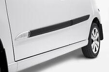 Genuine Suzuki Alto Car Side Body Moulding Set/Kit x4 Black New 990E0-68K07-000