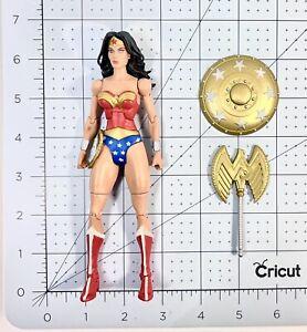 Mattel DC Universe Classics Wonder Woman Action Figure Despero Wave 4 No BAF