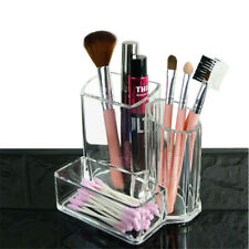 Cosmetic Storage Box Clear Lipstick Makeup Box Makeup Brushes Organizer Holder