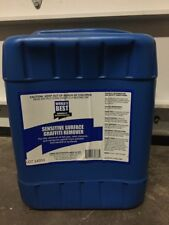 World's Best Graffiti Removal System Sensitive Surface 5-gallons