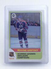 1986-1987 Wayne Gretzky #260 Edmonton Oilers OPC O-Pee-Chee Hockey Card H646