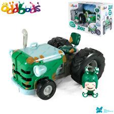"RP2 ODDBODS AV4501Z ""ZEE & CAR"", Action Vehicle Set, Chuddiki Cartoon Character"