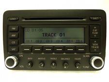 VW Golf Jetta Passat Radio Premium 7 6 CD Changer Player Satellite XM Disc OEM