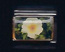 FLOWER #2  ITALIAN CHARM 9MM NEW