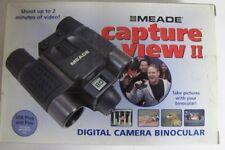 Meade 8x22 Capture view II Binoculars Camera Built In model CVB1007 - Reduced!
