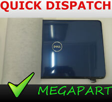 """Dell Inspiron 17R N7010 17.3"""" LCD Screen  Cover Lid Plastic Blue Y8W91"""