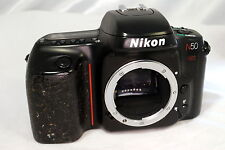 Nikon N50 Camera Body only (5411007) Used, works good