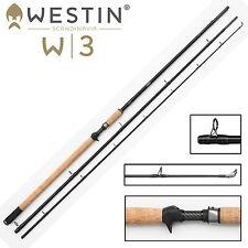 Westin W3 Powerspin-T XXH 368cm 40-130g - Spinnrute zum Lachs- und Hechtangeln