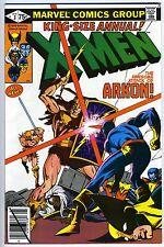 X-Men Annual #3 - Wolverine in new costume - High grade!