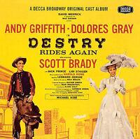 Destry Rides Again [1959 Original Broadway Cast] Destry Rides Again