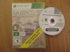 WRC 3 (fia world rally championship) / Jeu XBOX 360 / Sans Notice Vers. Promo