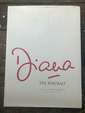 Diana : The Portrait Hardcover Rosalind Coward Coffee Table Book
