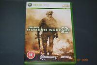 Call of Duty Modern Warfare 2 Xbox 360 UK PAL **PLAYABLE ON XBOX ONE**