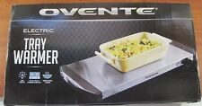 Ovente Electric Buffet Server Portable Countertop Tray Warmer 200w NEW