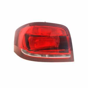 Rear Lights Left for Audi A3 S3 8P Darkened Facelift 8P3945095