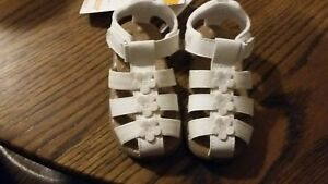 Toddler Girl's Carter's Sandals Size 6 NWT