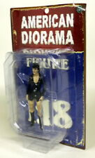 American Diorama 1/18 Scale - Daphne - Poly resin figure for model car displays