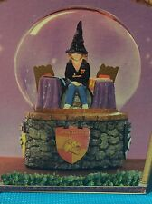 Rare Harry Potter Musical Waterball With Hermoine Inside 2001 By Enesco