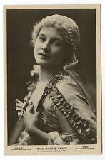 Maggie Teyte - English Operatic Soprano - Vintage Postcard