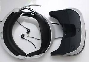 Sony PlayStation VR headset - for parts