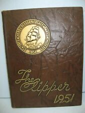 1951 Clipper, State Teachers College at Salem, Massachusetts Yearbook