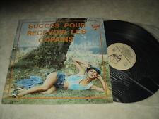 COMPIL 33 TOURS FRANCE COVER BEATLES DUTRONC JERK ROCK PELLETIER CLAYTON