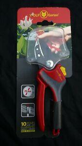 Wolf-Garten 25mm Anvil Pruner Secateurs RS2500