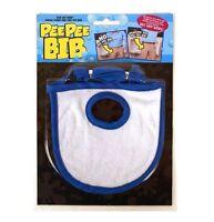 Pee Pee Bib Funny Novelty Joke Prank Party Xmas Secret Santa Work Adult Fun Gift