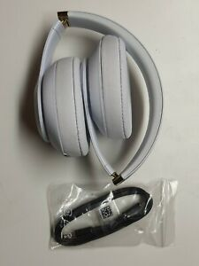 Beats by Dr Dre Beats Studio 3 Wireless Noise Cancelling Headphones - White Gold