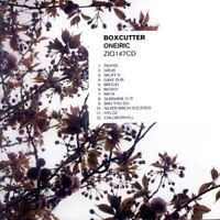 Boxcutter-Oneiric CD   New