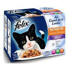 Felix As Good As It Looks Multipack Senior Cat Food | Cats