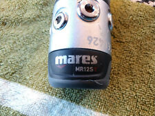 Mares Rover 12S Dive Regulator - 1st Stage Only - Excellent Condition