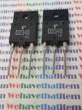 2SD2348 / TRANSISTOR / 4 PIECES / (qzty)