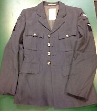 Uniform, Men's RAF No1 Dress Jacket OA, Blue Grey Tunic